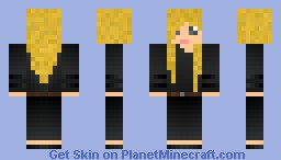 Glimmer (Hunger Games) Minecraft Skin