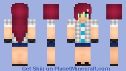 Gangster Gloria Minecraft Skin