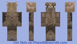 Goatman Minecraft Skin