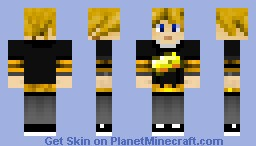 Old GoldSolace Minecraft Skin
