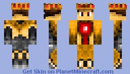 Golden Warrior - April [Better in Preview] Minecraft