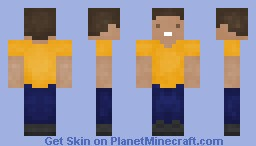 My Skin [Golden] Minecraft