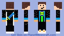 GommeHD Skin Minecraft Skin - Gomme skin fur minecraft pe