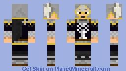 Gondor Soldier Minecraft Skin