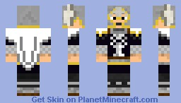 Gondor soldier (with cape) Minecraft Skin