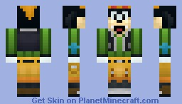 Goofy - Kingdom Hearts Minecraft Skin