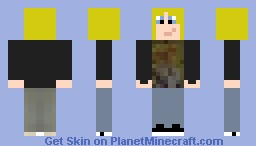 Me in Minecraft!