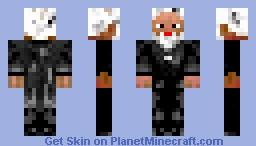 Gandalf The Black (Extra) Minecraft Skin