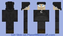 Granny Weatherwax Minecraft Skin