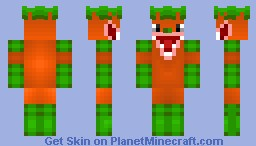 Greange-Monster in the Closet Minecraft