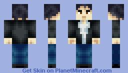 Greaser Minecraft Skin