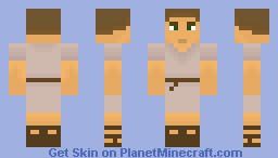 Greek Citizen Minecraft Skin