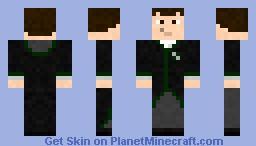 Gregory Goyle - Slytherin Minecraft Skin