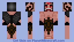 Griselbrand [Demon from Magic The Gathering][Weird But Cool Wings] Minecraft Skin