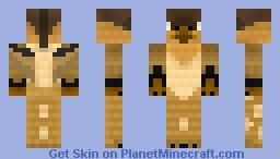 Griffin Minecraft Skin