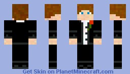 Groom Minecraft Skin