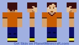 Some guy Minecraft Skin