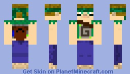 Guude DangerFist (only for Guude) Minecraft Skin