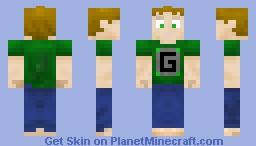 Guude Boulderfist Minecraft Skin