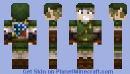 Link Minecraft