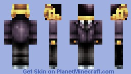 Guy Manuel [Daft Punk] Minecraft Skin