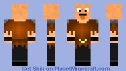 Medieval Minecraft Skin