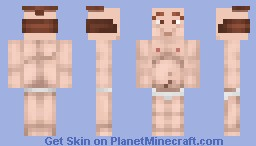 Naked Fat Guy Lol