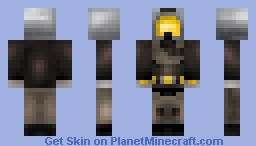 Hawx pilot Minecraft Skin
