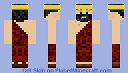 [Gods] - Hades -Almost HD- Skin! Minecraft Skin