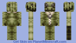 Sack Doll Minecraft Skin