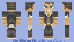 Handsome Jack - Borderlands 2 Minecraft Skin