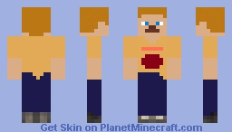 Hank's Garage Minecraft Skin