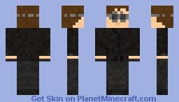 Hans (New Prime) Minecraft Skin