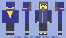 Hanzo Minecraft Skin