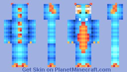 Happy Monster (40 subs special) Minecraft Skin