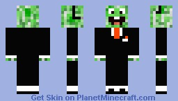 Creeper Agent Happy
