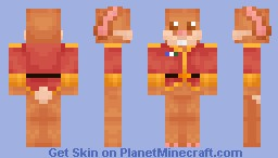 Salamandastron Hare Minecraft Skin