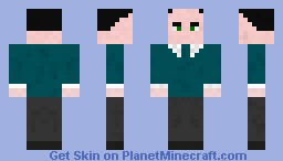 Harry Sloan Minecraft Skin