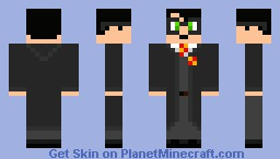 Harry Potter Minecraft Skin