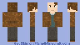 Harry Mason Minecraft Skin