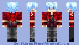 [Teen Skin Network VITA / Request] Roxas Minecraft Skin