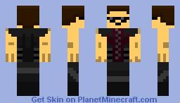 Hawkeye(Ultimate) Minecraft Skin