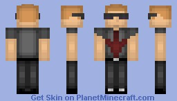 Hawkeye**Avengers**(Agent Clint Barton) Minecraft Skin
