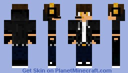 My normal out-of-RP skin :) Minecraft Skin
