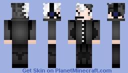 ~{MINECRAFTLY CRAFTED}~ Mod Haxegon Minecraft Skin