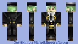 Hazama Minecraft Skin