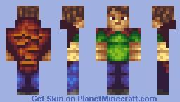 Hazel On A Trip To Adventureland - HazelOrbs contest Minecraft Skin