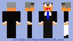 HB_Ian Minecraft Skin