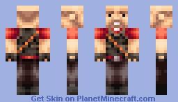 Heavy Minecraft Skin