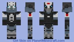 F.E.A.R. 3: Armacham Heavy Riot Soldier Minecraft Skin